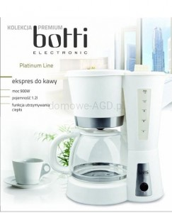Ekspres do kawy BW7031 Botti